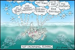 Leak, Aust Aug 2013